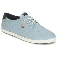 Παπούτσια Χαμηλά Sneakers Faguo CYPRESS COTTON Μπλέ