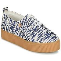 Παπούτσια Γυναίκα Χαμηλά Sneakers Faguo FIGLONE SYNTHETIC Άσπρο