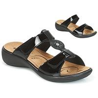 Παπούτσια Γυναίκα Τσόκαρα Romika IBIZA 82 Black