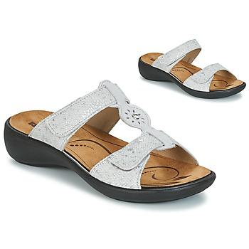 Παπούτσια Γυναίκα Τσόκαρα Romika IBIZA 82 Grey