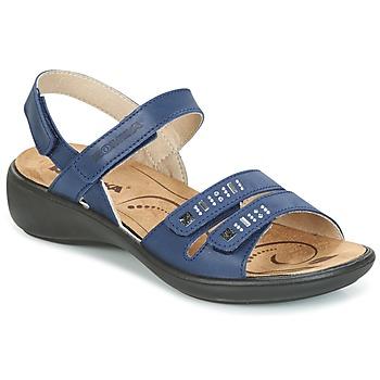 Παπούτσια Γυναίκα Σανδάλια / Πέδιλα Romika IBIZA 86 Μπλέ