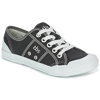 Παπούτσια Γυναίκα Χαμηλά Sneakers TBS OPIACE Black