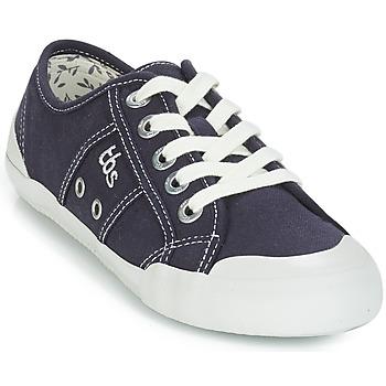 Παπούτσια Γυναίκα Χαμηλά Sneakers TBS OPIACE Μπλέ