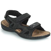 Παπούτσια Άνδρας Σανδάλια / Πέδιλα TBS BERRIC Black