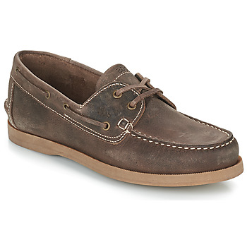 Παπούτσια Άνδρας Boat shoes TBS PHENIS Brown