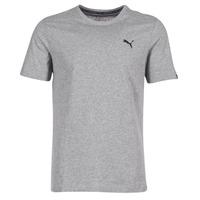 Υφασμάτινα Άνδρας T-shirt με κοντά μανίκια Puma ESS TEE Grey