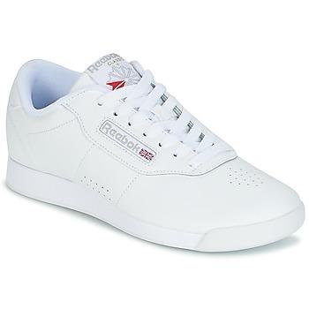 Παπούτσια Γυναίκα Χαμηλά Sneakers Reebok Classic PRINCESS Άσπρο