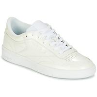 Παπούτσια Γυναίκα Χαμηλά Sneakers Reebok Classic CLUB C 85 PATENT Άσπρο