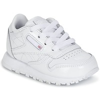 Παπούτσια Κορίτσι Χαμηλά Sneakers Reebok Classic CLASSIC LEATHER PATENT Άσπρο