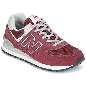 Παπούτσια Χαμηλά Sneakers New Balance ML574 Bordeaux