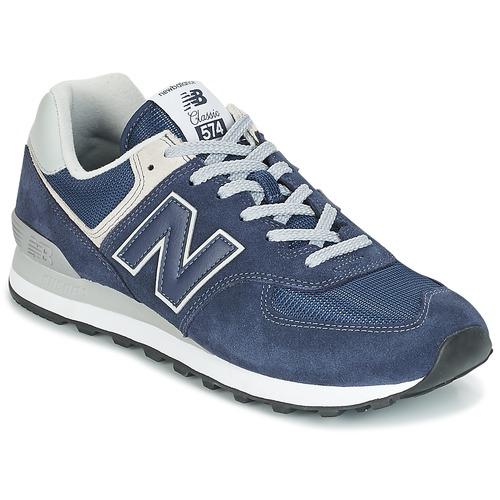Παπούτσια Άνδρας Χαμηλά Sneakers New Balance ML574 Μπλέ
