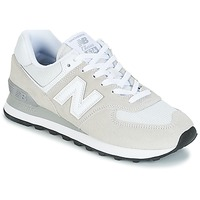 Παπούτσια Γυναίκα Χαμηλά Sneakers New Balance WL574 Άσπρο