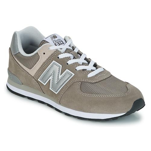 Παπούτσια Παιδί Χαμηλά Sneakers New Balance 574 Grey