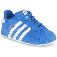 Παπούτσια Αγόρι Χαμηλά Sneakers adidas Originals GAZELLE CRIB Μπλέ