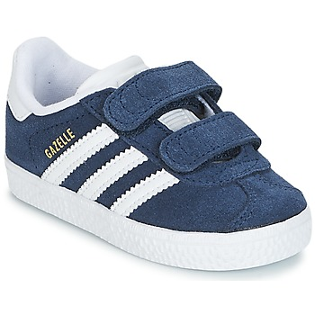 Παπούτσια Αγόρι Χαμηλά Sneakers adidas Originals GAZELLE CF I Marine