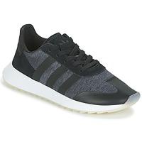 Παπούτσια Γυναίκα Χαμηλά Sneakers adidas Originals FLB RUNNER W Black