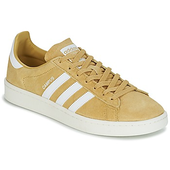 Παπούτσια Χαμηλά Sneakers adidas Originals CAMPUS Yellow