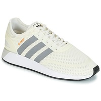 Παπούτσια Χαμηλά Sneakers adidas Originals INIKI RUNNER CLS Κρεμ