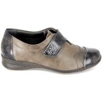 Παπούτσια Γυναίκα Derby Boissy Derby 7510 Noir Brown