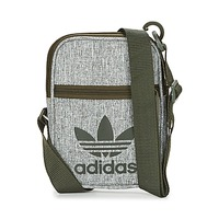 Τσάντες Pouch / Clutch adidas Originals FESTIVAL BAG Grey / Black