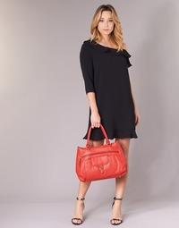 Υφασμάτινα Γυναίκα Κοντά Φορέματα Betty London INITTE Black