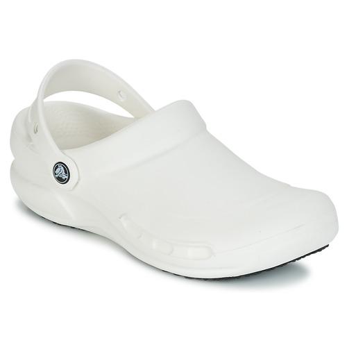 Crocs BISTRO Άσπρο - Δωρεάν Αποστολή στο Spartoo.gr ! - Παπούτσια ... c9f8e498c0c