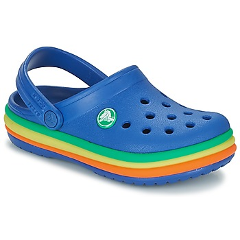 Τσόκαρα Crocs CB RAINBOW BAND CLOG K