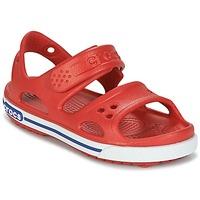 Παπούτσια Αγόρι Σανδάλια / Πέδιλα Crocs CROCBAND II SANDAL PS Red