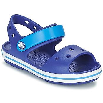 Παπούτσια Αγόρι Σανδάλια / Πέδιλα Crocs CROCBAND SANDAL KIDS Μπλέ