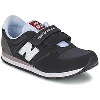 Παπούτσια Παιδί Χαμηλά Sneakers New Balance KE420 Black / Grey