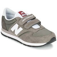 Παπούτσια Παιδί Χαμηλά Sneakers New Balance KE420 Grey / Black