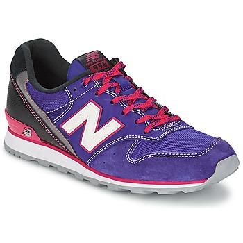 Παπούτσια Γυναίκα Χαμηλά Sneakers New Balance WR996 Violet