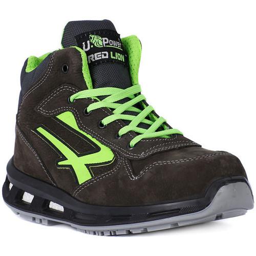 Παπούτσια Άνδρας Ψηλά Sneakers U Power HUMMER S3 SRC Multicolore