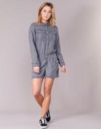 Υφασμάτινα Γυναίκα Ολόσωμες φόρμες / σαλοπέτες Deeluxe WEAVY Grey