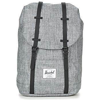 Τσάντες Σακίδια πλάτης Herschel RETREAT Grey