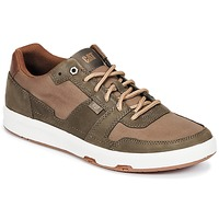 Παπούτσια Άνδρας Χαμηλά Sneakers Caterpillar LINE UP CANVAS Brown