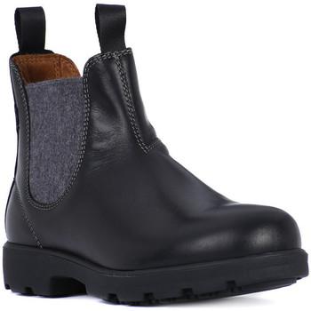 Παπούτσια Άνδρας Μπότες Frau DAWSON Nero