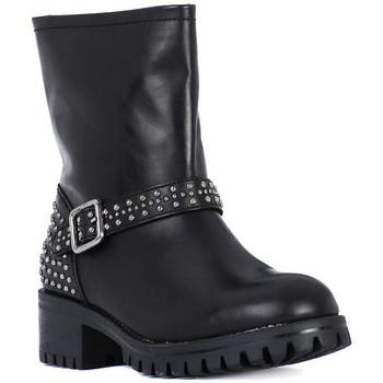 Παπούτσια Γυναίκα Μπότες για την πόλη Frau TIBET NERO METAL Nero