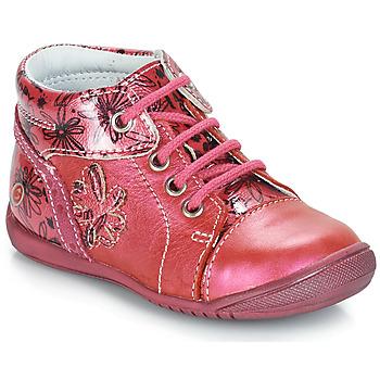 Παπούτσια Κορίτσι Μπότες GBB ROSEMARIE Ροζ