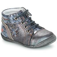 Παπούτσια Κορίτσι Μπότες GBB ROSEMARIE Grey / Μπλέ