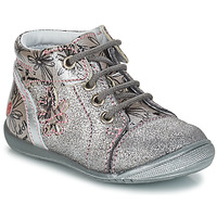 Παπούτσια Κορίτσι Μπότες GBB ROSEMARIE Ασημί
