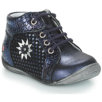 Παπούτσια Κορίτσι Μπότες GBB RESTITUDE Μπλέ