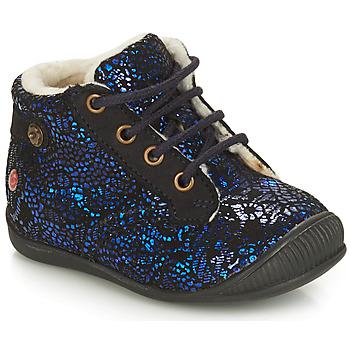 Παπούτσια Κορίτσι Μπότες GBB NICOLE Μπλέ