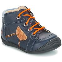 Παπούτσια Αγόρι Μπότες GBB RACINE Μπλέ / Marine