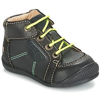 Παπούτσια Αγόρι Μπότες GBB RACINE Grey / Black