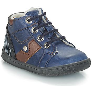 Παπούτσια Αγόρι Μπότες GBB REGIS Μπλέ
