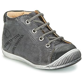 Παπούτσια Αγόρι Μπότες GBB NOE Grey