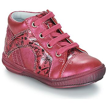 Παπούτσια Κορίτσι Μπότες GBB ROSETTA Ροζ