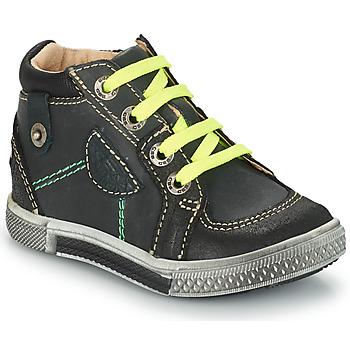 Παπούτσια Αγόρι Μπότες για την πόλη GBB RAYMOND Ctu /  γκρι-μαυρο / Dpf / Stryke