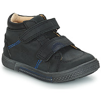 Παπούτσια Αγόρι Ψηλά Sneakers GBB ROBERT Black